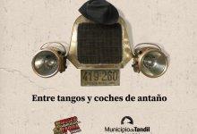Photo of ENTRE TANGOS Y COCHES DE ANTAÑO
