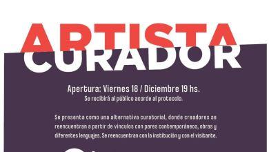 """Photo of """"Ensayo sobre el artista-curador"""""""