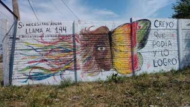Photo of La peña de San Lorenzo contra la violencia hacia las mujeres