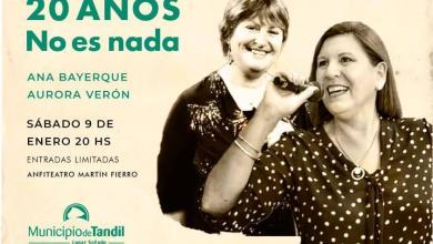 Photo of 20 Años no es nada