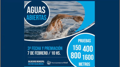 Photo of Tercera fecha de Aguas Abiertas 2021