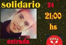 Photo of show solidario para colaborar con Leandro
