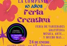 Photo of Feria Creativa 10 Años del Centro Cultural La Compañía