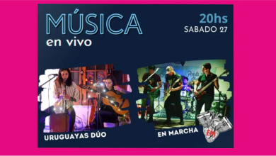 Photo of SABADO DE MUSICA EN VIVO EN EL SAN JOSE