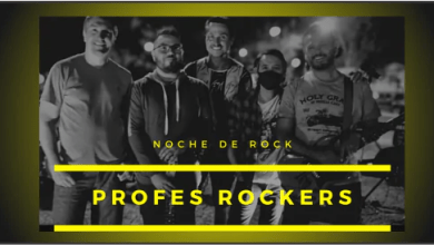 Photo of PROFES ROCKERS – NOCHE DE ROCK