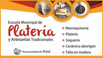 Photo of INSCRIPCIÓN PARA LOS TALLERES DE LA ESCUELA MUNICIPAL DE PLATERÍA