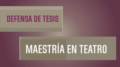 Photo of DEFENSA VIRTUAL DE TESIS