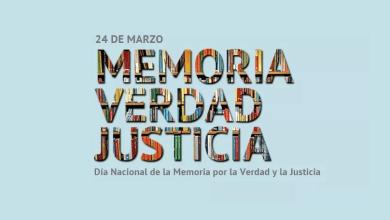 Photo of MARZO POR LA MEMORIA-  CONVOCATORIA A PRESENTACIÓN DE PROYECTOS/OBRAS ARTÍSTICAS (TANDIL)