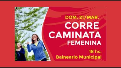 """Photo of CORRECAMINATA FEMENINA """"MES DE LA MUJER"""""""