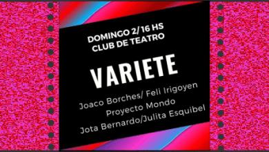 Photo of VARIETE – CLUB DE TEATRO