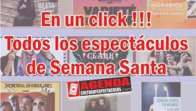 Photo of LA AGENDA MÁS COMPLETA PARA SEMANA SANTA EN TANDIL