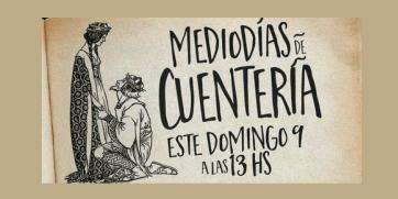Photo of MEDIO DÍAS DE CUENTERÍA