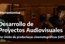 Photo of DESARROLLO DE PROYECTOS AUDIOVISUALES