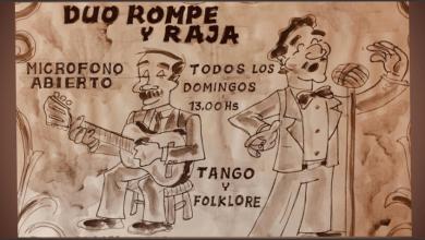 Photo of DÚO ROMPE Y RAJA – MICRÓFONO ABIERTO