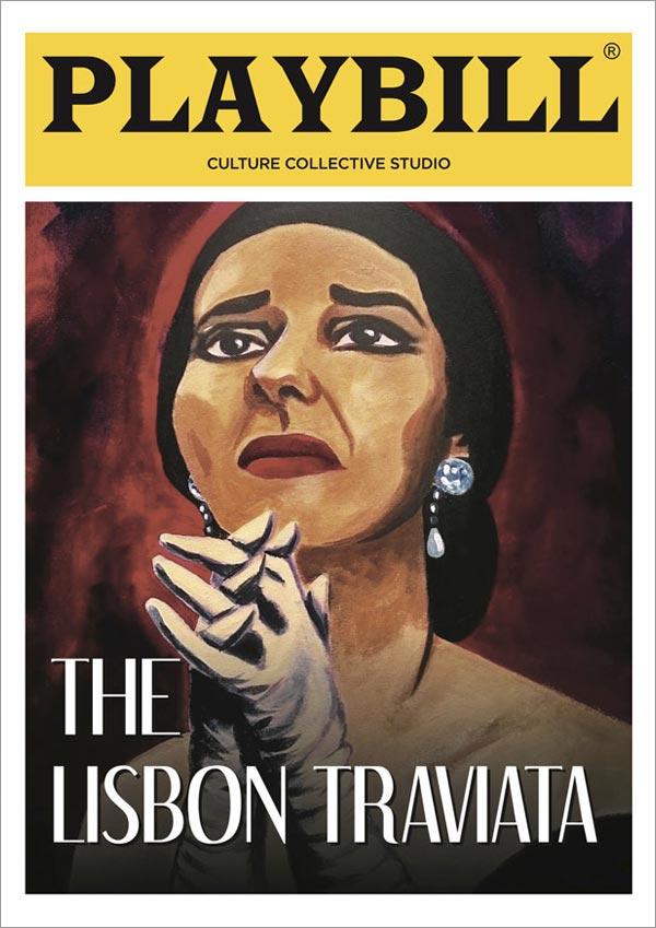 The Lisbon Traviata - CULTURE COLLECTIVE STUDIO - A Professional English Language Theatre in Bangkok, Thailand