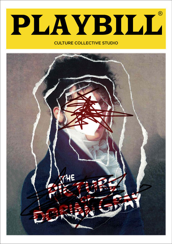 The Picture of Dorian Gray - CULTURE COLLECTIVE STUDIO - A Professional English Language Theatre in Bangkok, Thailand