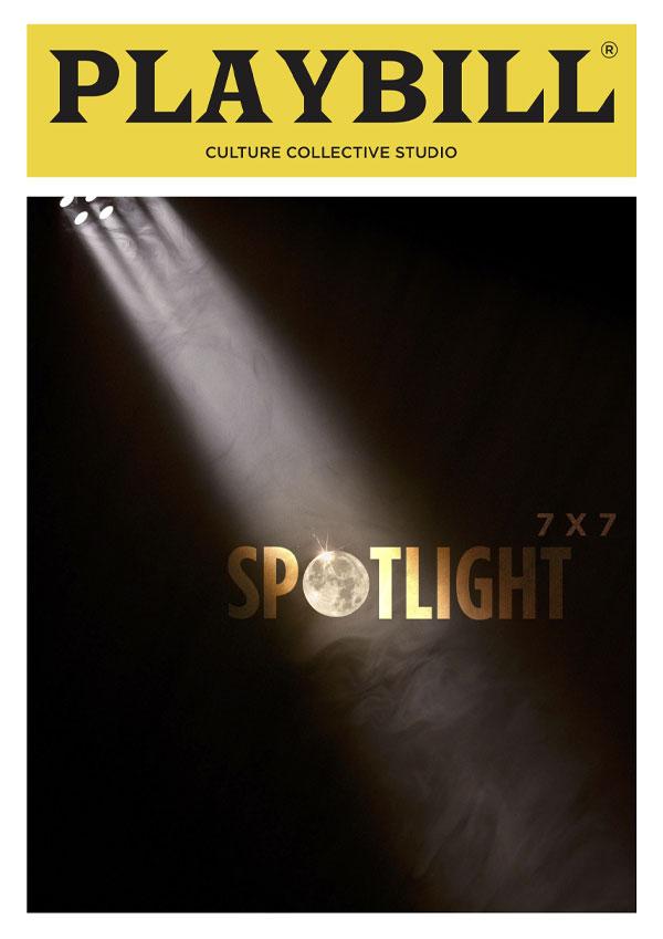 Spotlight 7X7 - CULTURE COLLECTIVE STUDIO - A Professional English Language Theatre in Bangkok, Thailand
