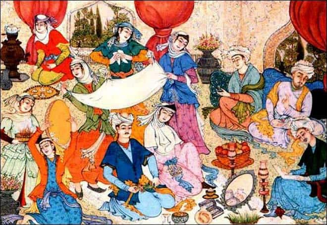 NOROUZ ou NOUVEL AN PERSE : ses origines et ses traditions
