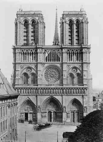Édouard_Baldus,_Facade_of_Notre-Dame_de_Paris,_between_1851_and_1870