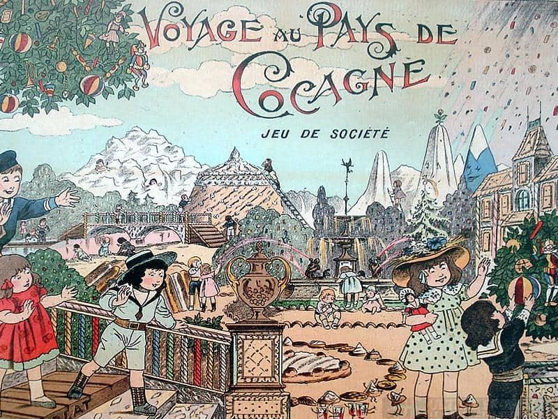 PAYS DE COCAGNE : origines, expressions, représentations - Page 2 ...
