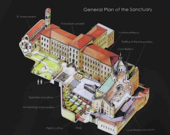 nazareth-basilique-annonciation-plan