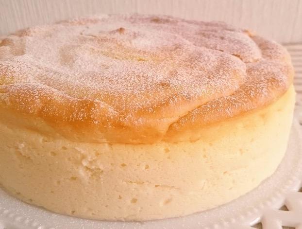 gâteau aux 3 ingrédients