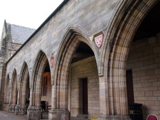 Arches in Aberdeen