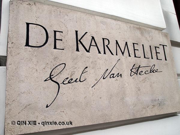 De Karmeliet, Bruges, Belgium