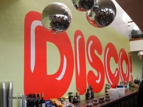 Disco bar at Vintage Festival, Southbank