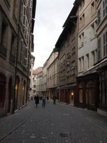 High street, Geneva