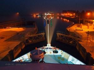 Loch Esna, Cruise on the Nile