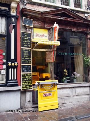 Mastell Co, Ghent, Belgium