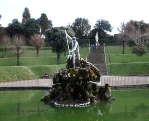 Poseidon, Florence, Italy