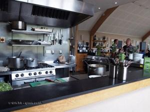 Riverford Field Kitchen at Riverord Organics