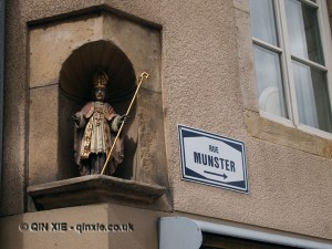Rue Munster, Luxembourg