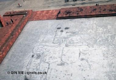 Skeleton, Antwerp, Belgium