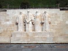 Statues, Geneva
