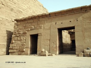Small temple, Karnak Temple, Luxor