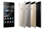 Huawei P8 packshot