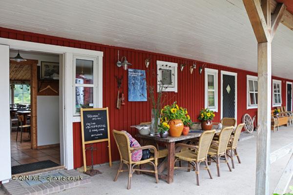 Lekanders Farm in Bohuslan, West Sweden