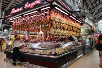 Jamon, Mercado Central, Valencia