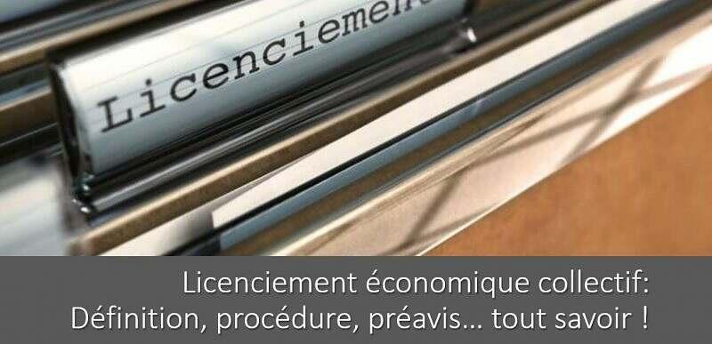 procedure-licenciement-economique-collectif-definition-preavis