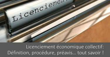 procedure-licenciement-economique-collectif-definition-preavis