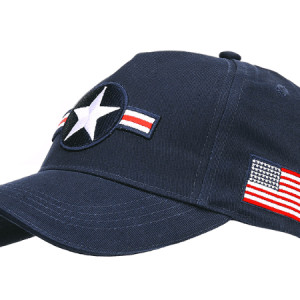 Casquette aviation americaine us