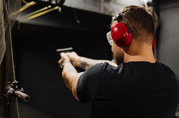 Tir pistolet stage Formation bordeaux