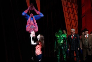 Comédie Musicale Spiderman