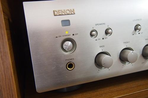 P1274580 DENON プリメインアンプ PMA-390AE
