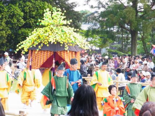 R1153910 葵祭(2012年)を上賀茂神社でみる