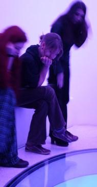 Turrell in der Kunsthalle