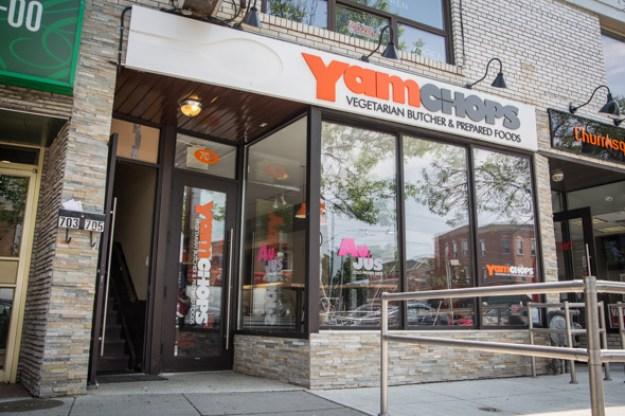 YamChops storefront